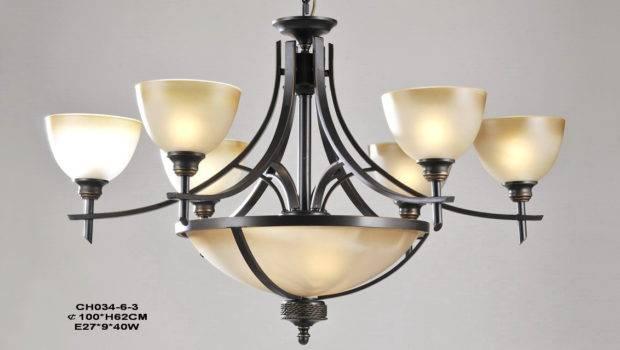 Best Light Bronze European Chandeliers Cheap