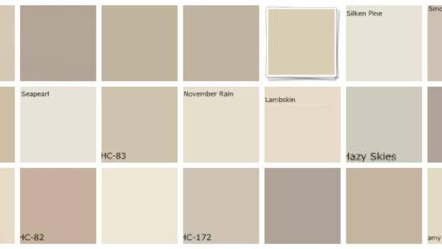 Best Neutral Beige Paint Colors