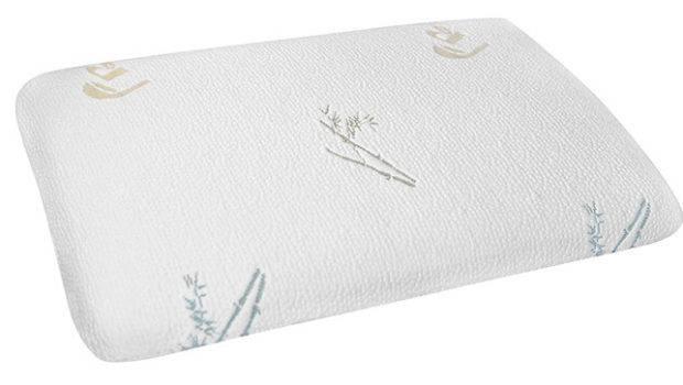 Best Pillow Stomach Sleepers Slim Sleeper Memory Foam