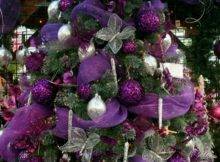 Best Purple Xmas Pinterest Christmas Decor