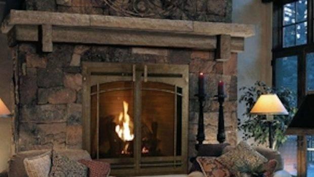 Best Rustic Fireplaces Ideas Pinterest
