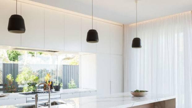 Best Scandinavian Kitchen Marble Countertops Design