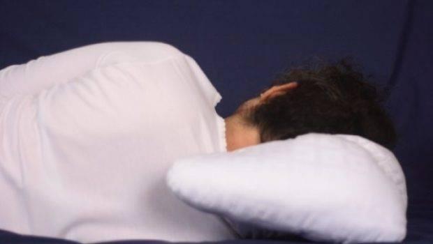 Best Side Sleeper Pillow Stomach Totillow