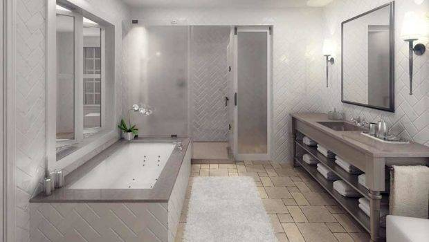 Best Tile Bathroom Natural Stone