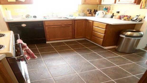 Best Tile Kitchen Floor Small