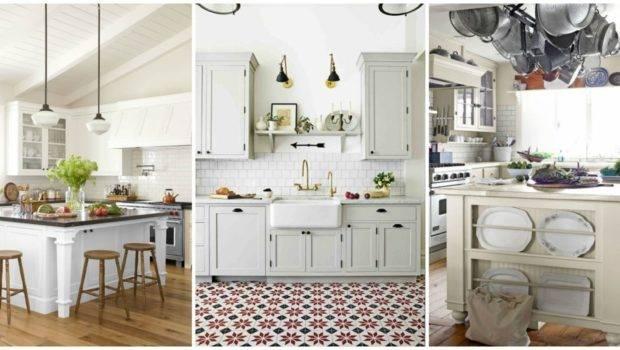 Best White Kitchen Cabinet Paint Colors Ideas