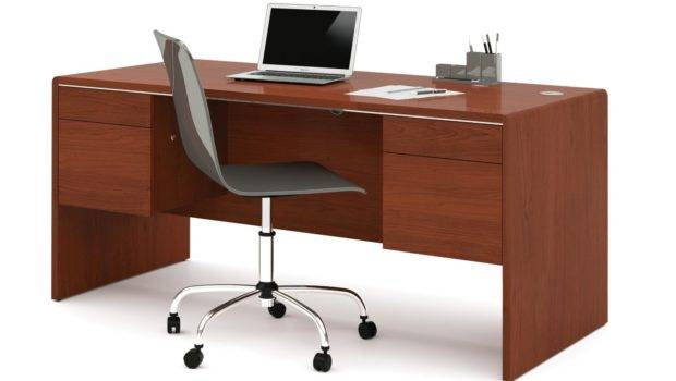 Bestar Fall Creek Executive Cool Desks