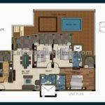 Bhk Plans Apartment Floor House