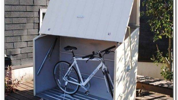 Bicycle Storage Solutions Outdoor Bike
