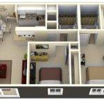 Big Check Out Our Feature One Bedroom Apartment Plans