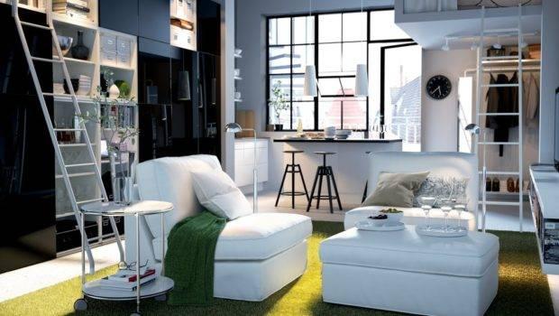 Big Design Ideas Small Studio Apartments