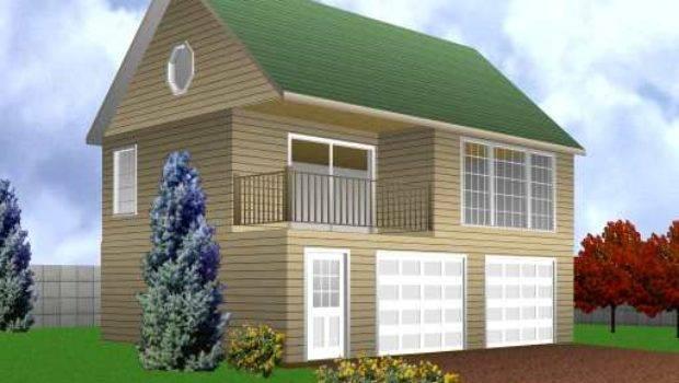 Big Garage Apartment Plans Unique House