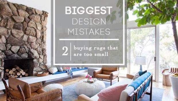 Biggest Design Mistakes Buying Rugs Too Small Roundup Emily
