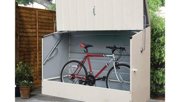 Bike Storage Outdoor Home Design