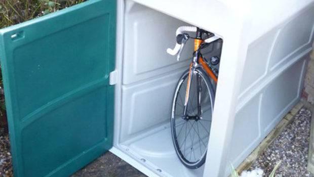 Bike Vault Beat Thieves