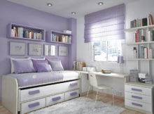 Black Color Bedroom Wall Decorating Teens Bedrooms Design