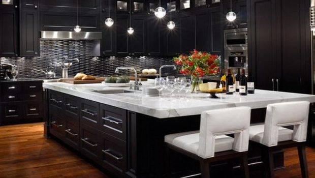 Black Kitchen Cabinets Any Type Decor