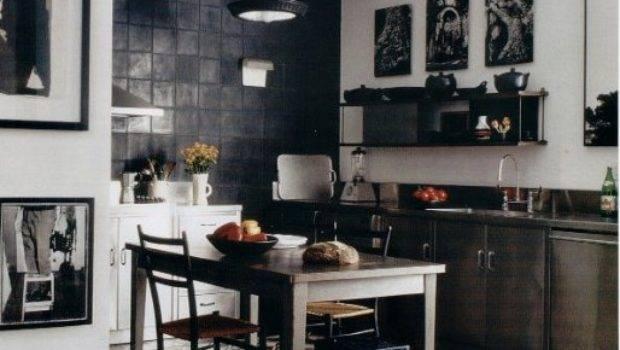 Black White Ceramic Tile Native Home Garden Design