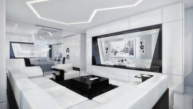 Black White Contemporary Interior Design Ideas Your Dream Home