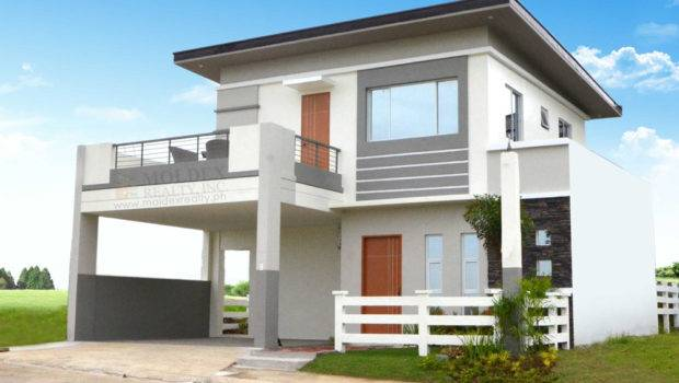Blanche Model House Metrogate Silang Estates Moldex Realty