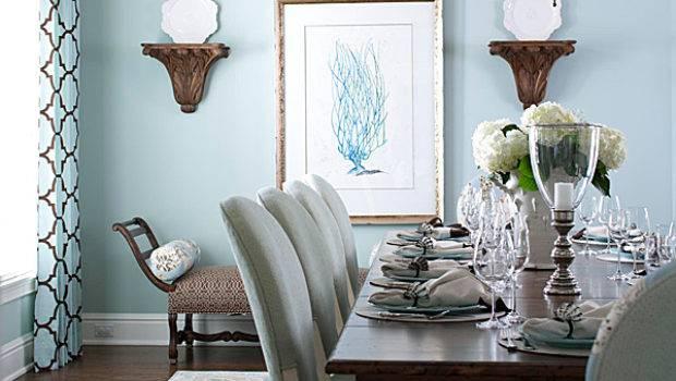Blue Brown Aqua Color Palette Places Home