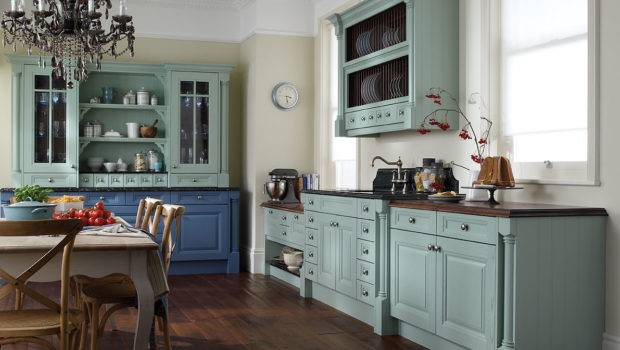 Blue Kitchen Ideas Inspired Give