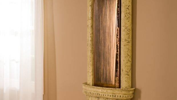 Bluworld Bellezza Indoor Wall Fountain Bronze