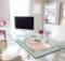 Bonnie Bakhtiari Pink Chic Home Office Tour