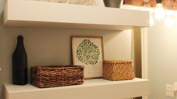 Book Floating Shelves Bathroom Diy Singapore