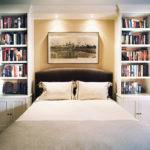 Bookcase Bed Photos Design Ideas Remodel Decor Lonny