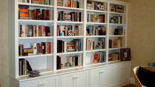 Bookshelf Decorating Ideas Complementing Your Minimalist Seating Room