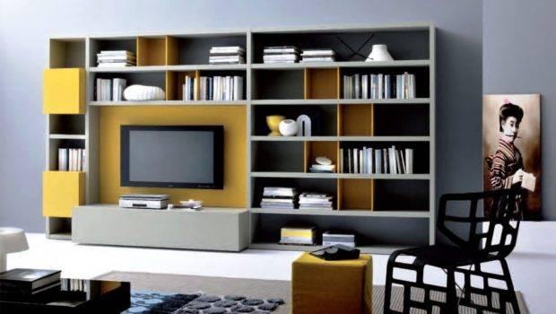 Bookshelf Decorating Ideas Complementing