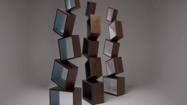 Bookshelf Design Bedroom