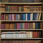 Bookshelf Mural Pinterest