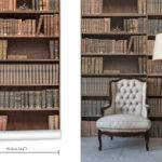 Bookshelf Silk Interiors