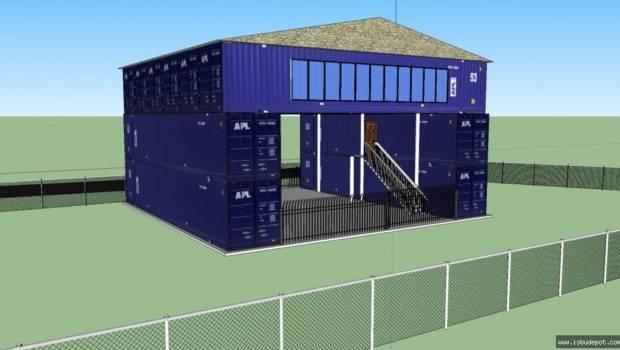 Box Homes Joy Studio Design Best Cool Conex