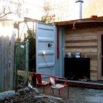 Box Shipping Container Sweaty Sessions Homes