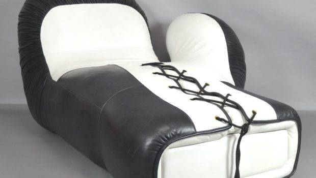 Boxing Glove Lounge Chair Sede Sale
