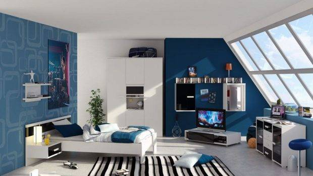 Boys Bedroom Decorating Design Ideas