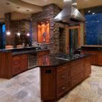 Bright Bedrosians Kitchen Transitional Tile