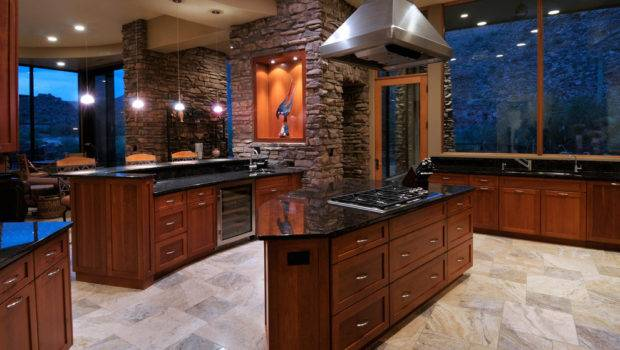 Bright Bedrosians Kitchen Transitional Tile