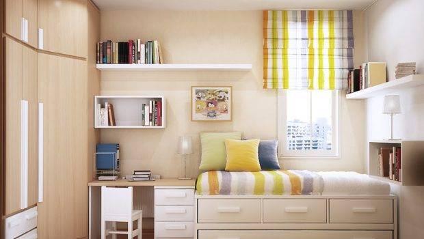 Bright Cheerful Room
