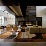 Bright Design Contemporary Hotel Lobby