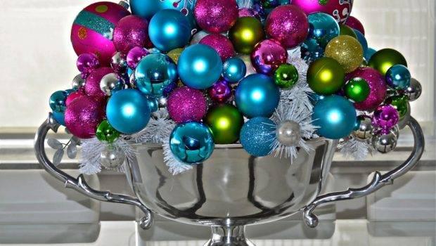 Bright Modern Christmas Decor Celebrate Decorate
