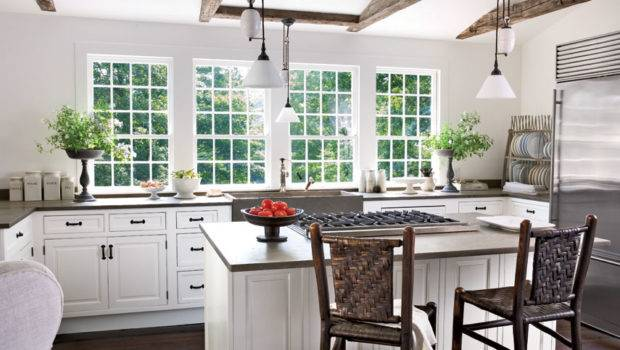 Bright White Kitchens Emulate Your Own After