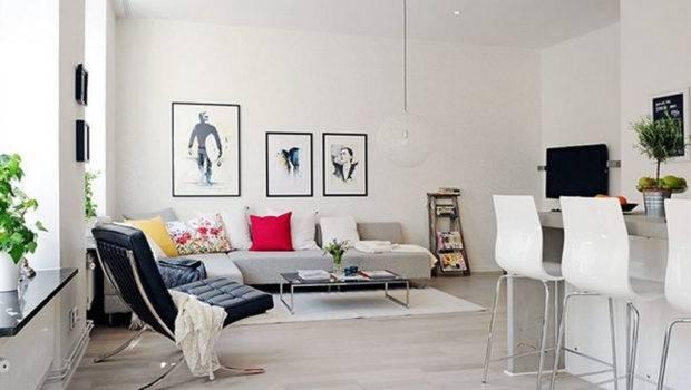 Brilliant Small Apartment Interior Design Ideas