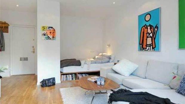 Brilliant Small Studio Apartment Decorating Ideas
