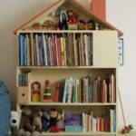 Brooding Hen House Bookshelf