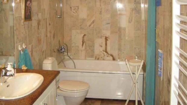 Brown Bathroom Floor Tile Feel Home