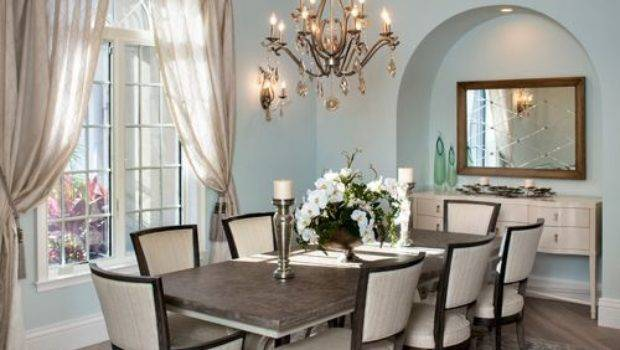 Brown Dining Room Design Ideas Renovations Photos